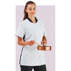Veste de cuisine femme PERLA