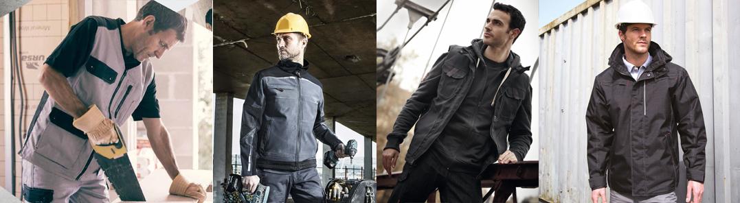 veste, gilet, blouson de travail